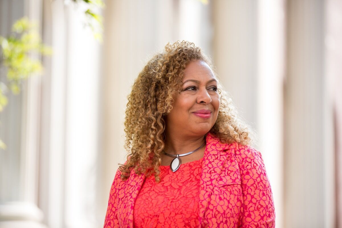 MacArthur fellow Kellie Jones. Photo: John D. & Catherine T. MacArthur Foundation.