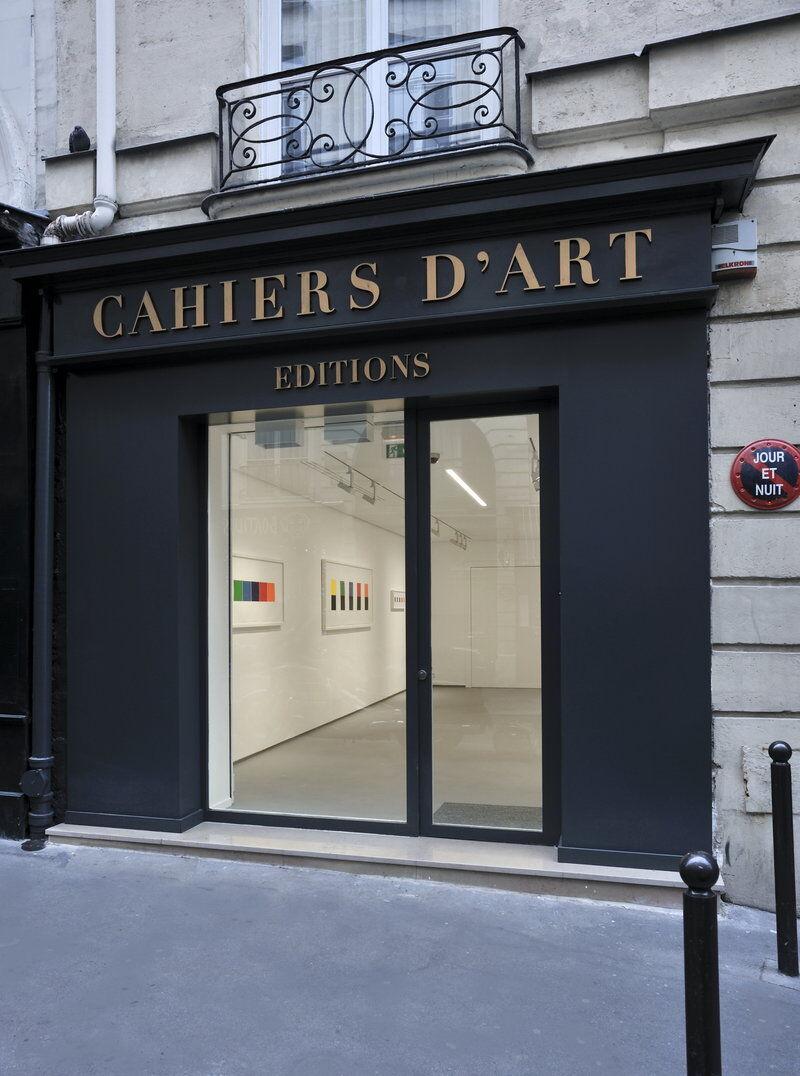 Cahiers d'Art Editions,15 Rue du Dragon, Paris.CourtesyCahiers d'Art.