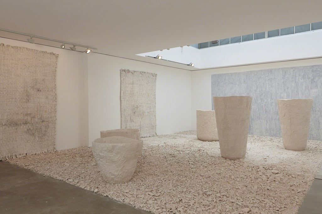 """Installation view of""""Jodie Carey,"""" courtesy of Edel Assanti"""