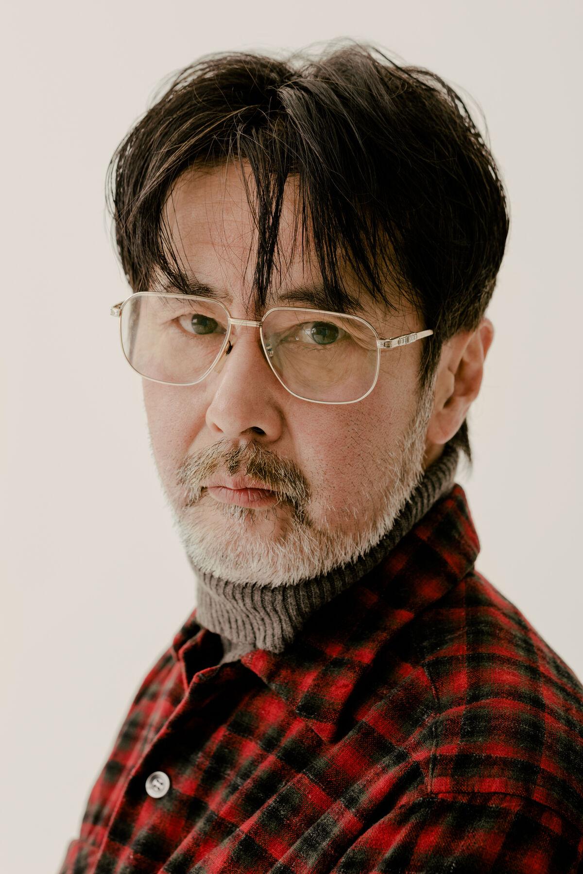 Yuji Agematsu by Daniel Dorsa for Artsy.