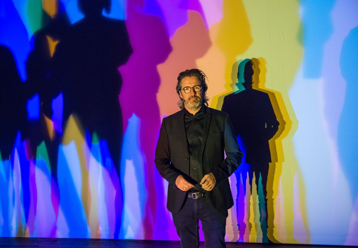Olafur Eliasson. Photo by Stephanie Berger
