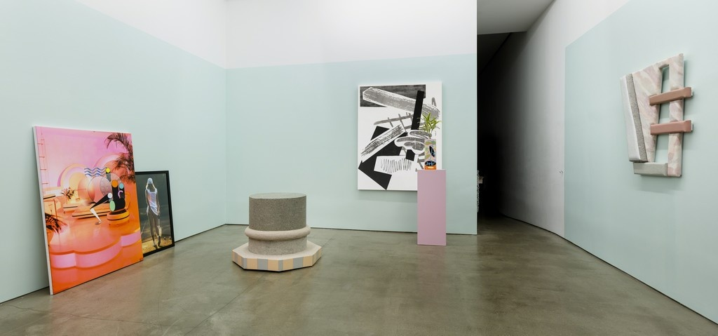 """Installation view of""""Elysian Redux"""" at Asya Geisberg Gallery. Photo by Etienne Frossard. Courtesy of Asya Geisberg Gallery."""