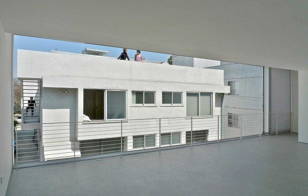Mackey Apartments, courtesy of MAK Schindler Residency.