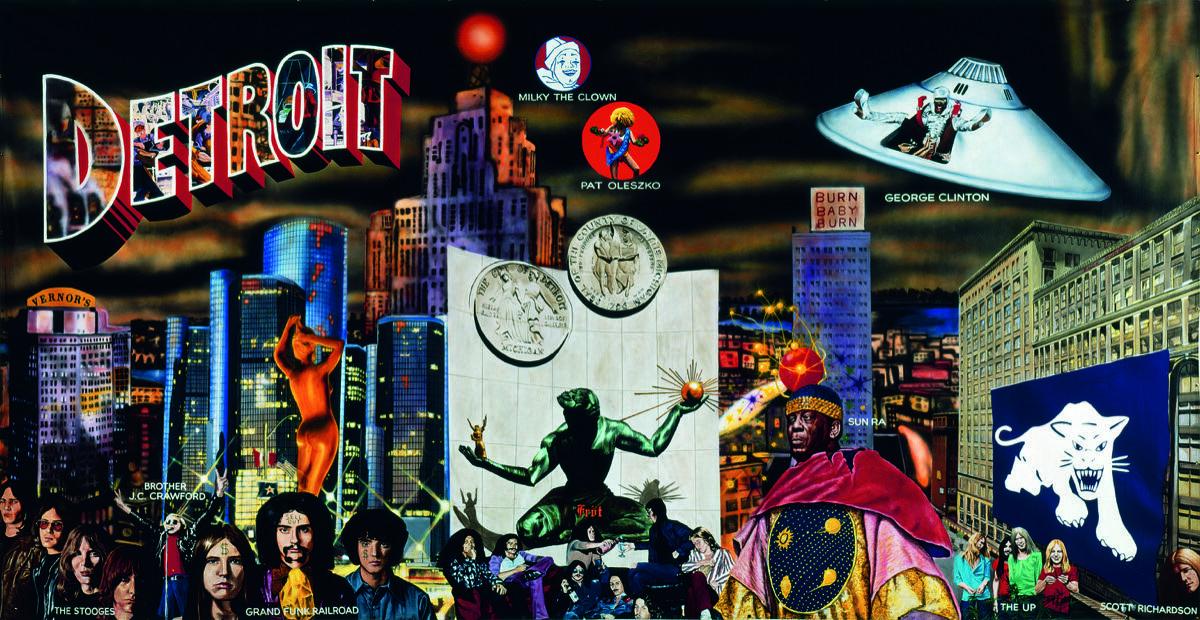Image result for Destroy All Monsters Magazine
