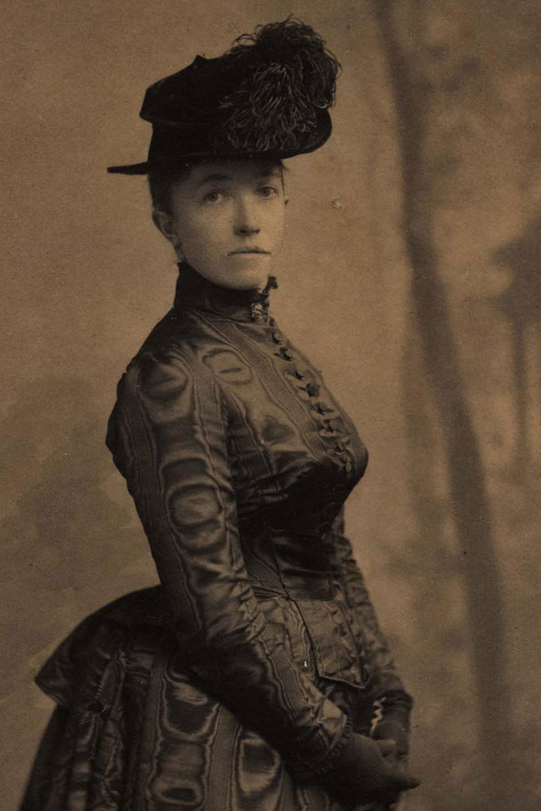 Portrait of Isabella Gardner. Courtesy of the Isabella Stewart Gardner Museum, Boston.