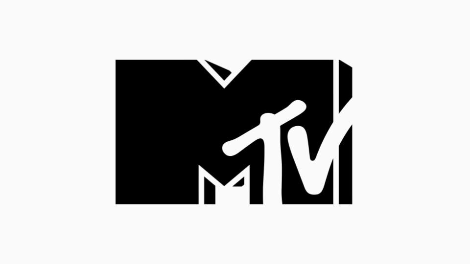 MTV's 2010 redesign of the logo. Courtesy of Jen Epstein/Pixel Party.