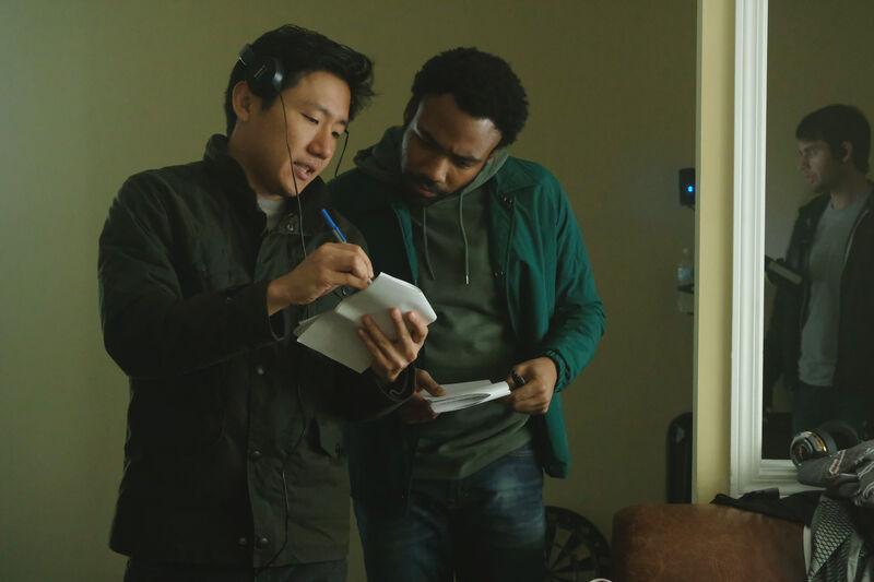 Donald Glover and Hiro Murai