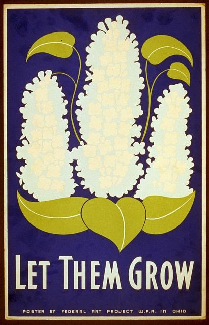 Poster byStanley Thomas, Clough, 1938. Image via Library of Congress on Flickr.