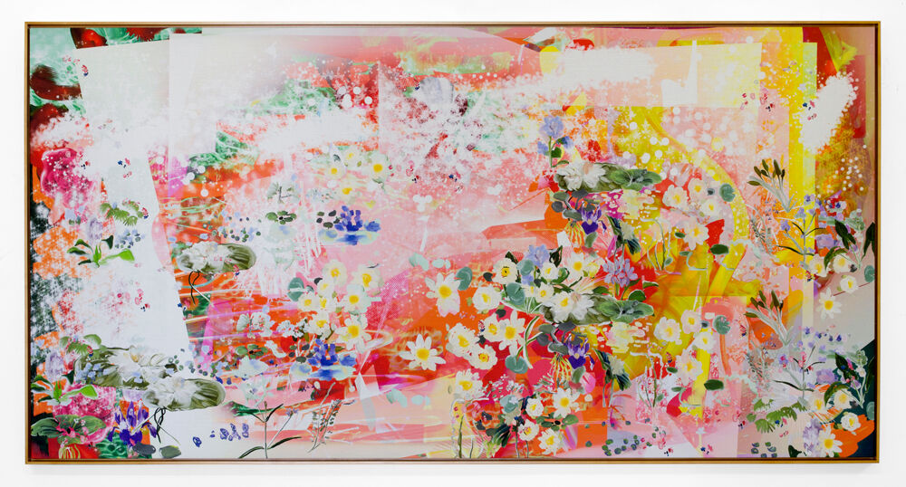 Petra Cortright, deicideCHEMICAL_records.tbl, 2015. Image courtesy of the artist and Ever Gold [Projects].