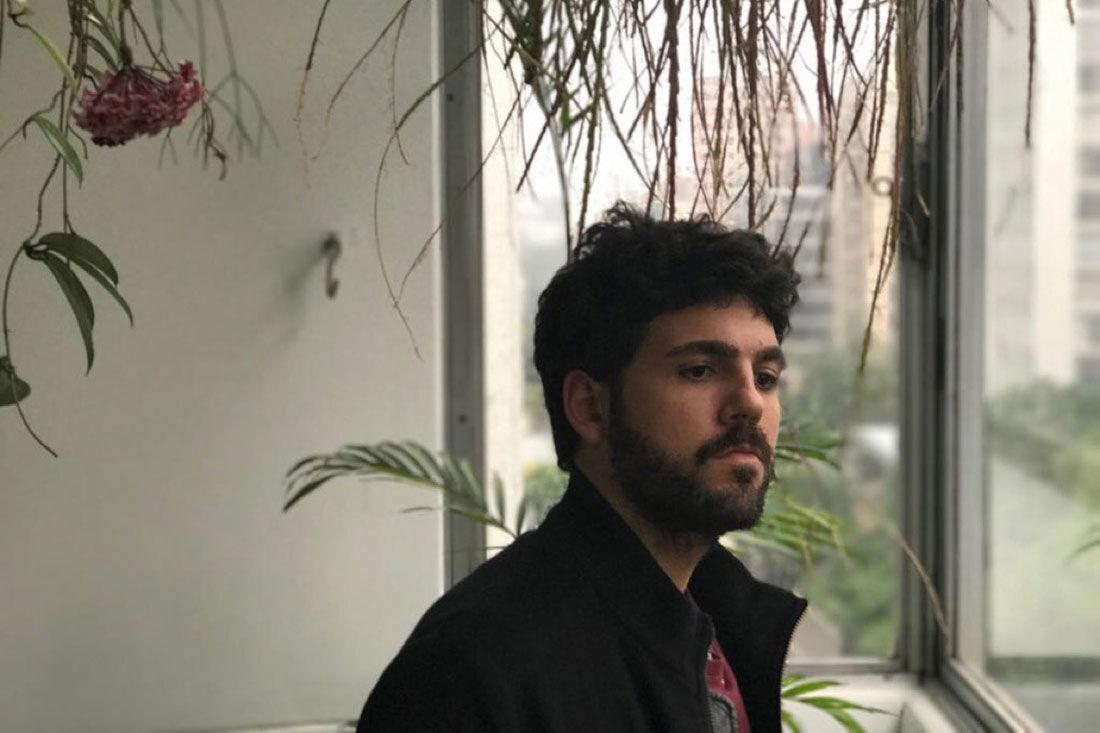 Portrait of Germano Dushá. Courtesy of Germano Dushá.
