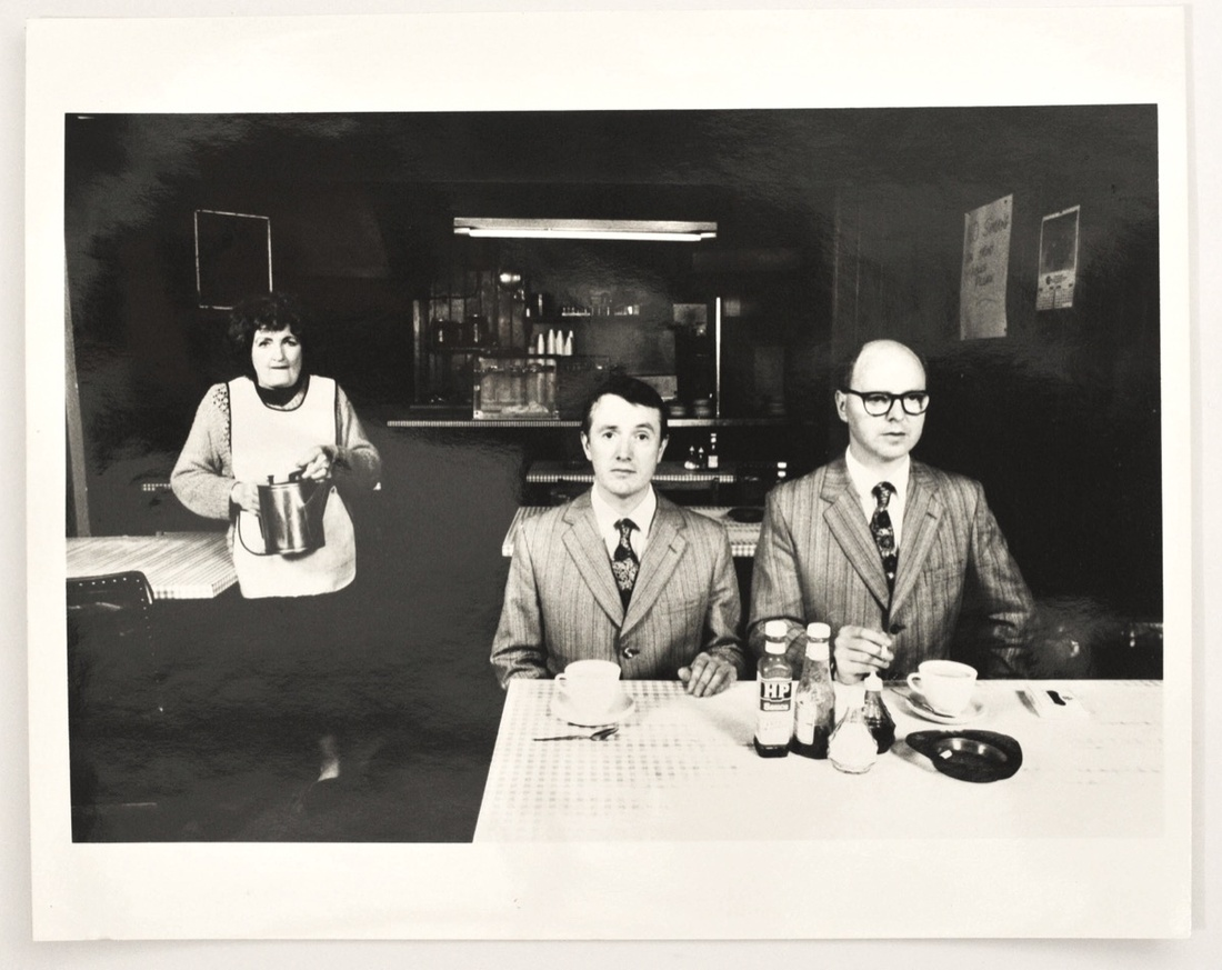 Gilbert & George, Untitled, 1988. Courtesy of Arthur Fournier.