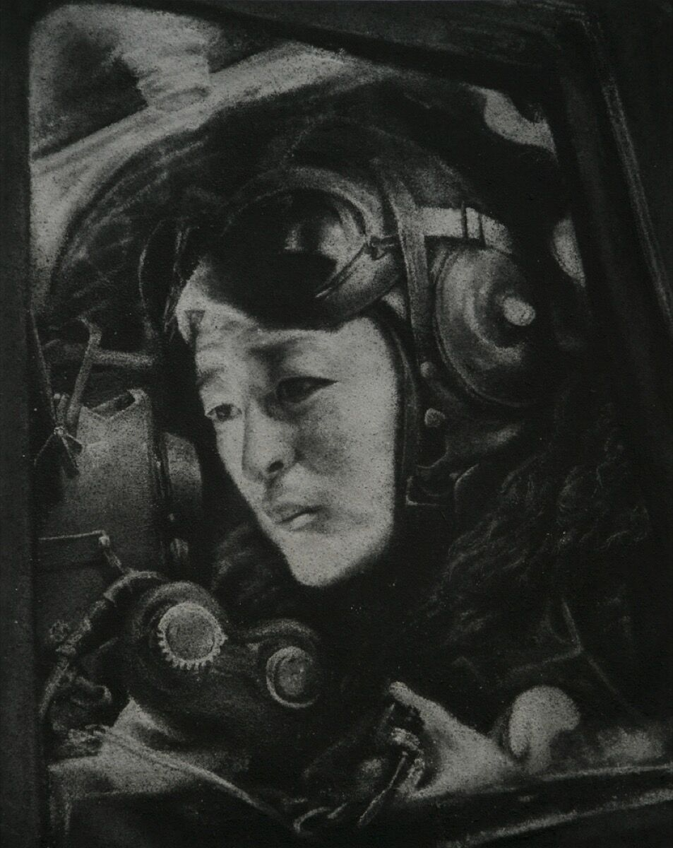 Huan Zhang, Pilot, 2008. Courtesy of Pace Gallery.