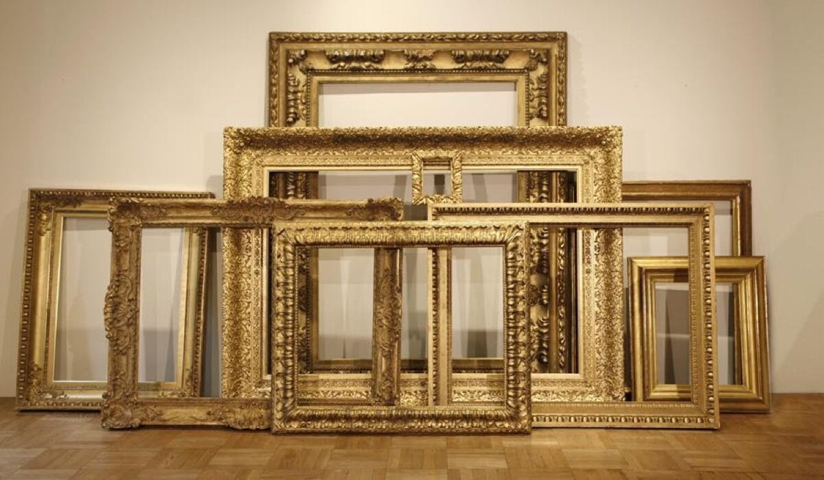 Courtesy of Lowy Antique Frames & Fine Art Restoration.
