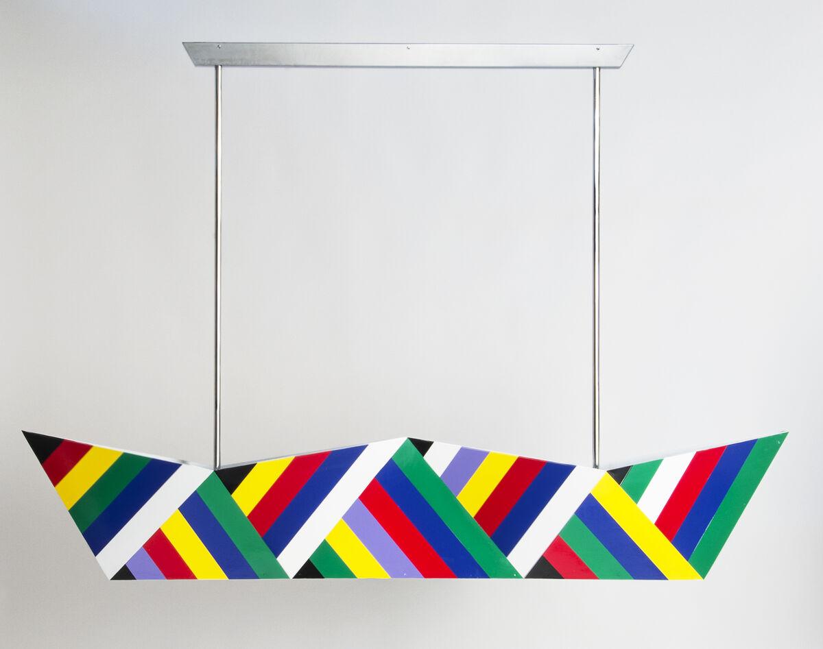 Alessandro Mendini, Deriva decoration 1, 2015. Image courtesy of Fragile.
