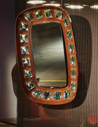 Mirror Mod 2045, Max Ingrand, 1960. Gate 5 Gallery