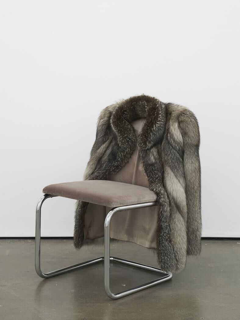 Nicole Wermers, Untitled Chair - FXI-1 (2015), courtesy of Herald St, London