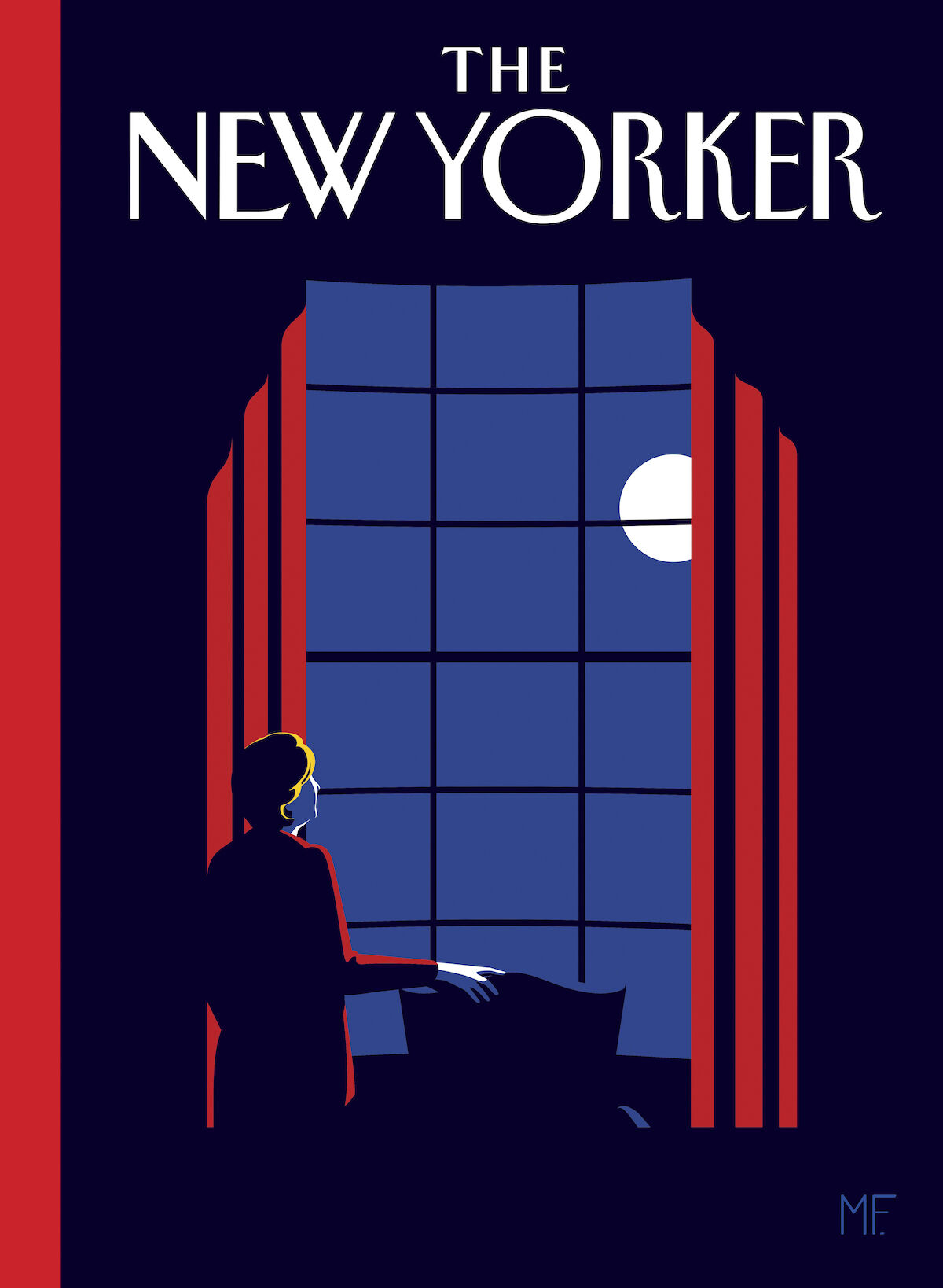 """The First,"" by Malika Favre. Courtesy of The New Yorker. Used with permission."