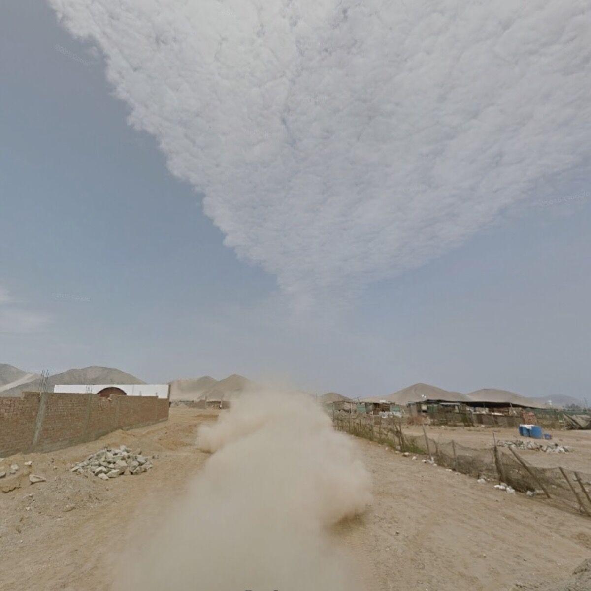 Lima Region, Peru. Photograph by Jacqui Kenny via Google Street View.