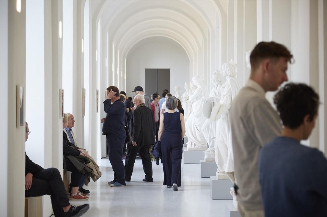 Installation view of documenta 14, 2017. Photo by Benjamin Westoby for Artsy.