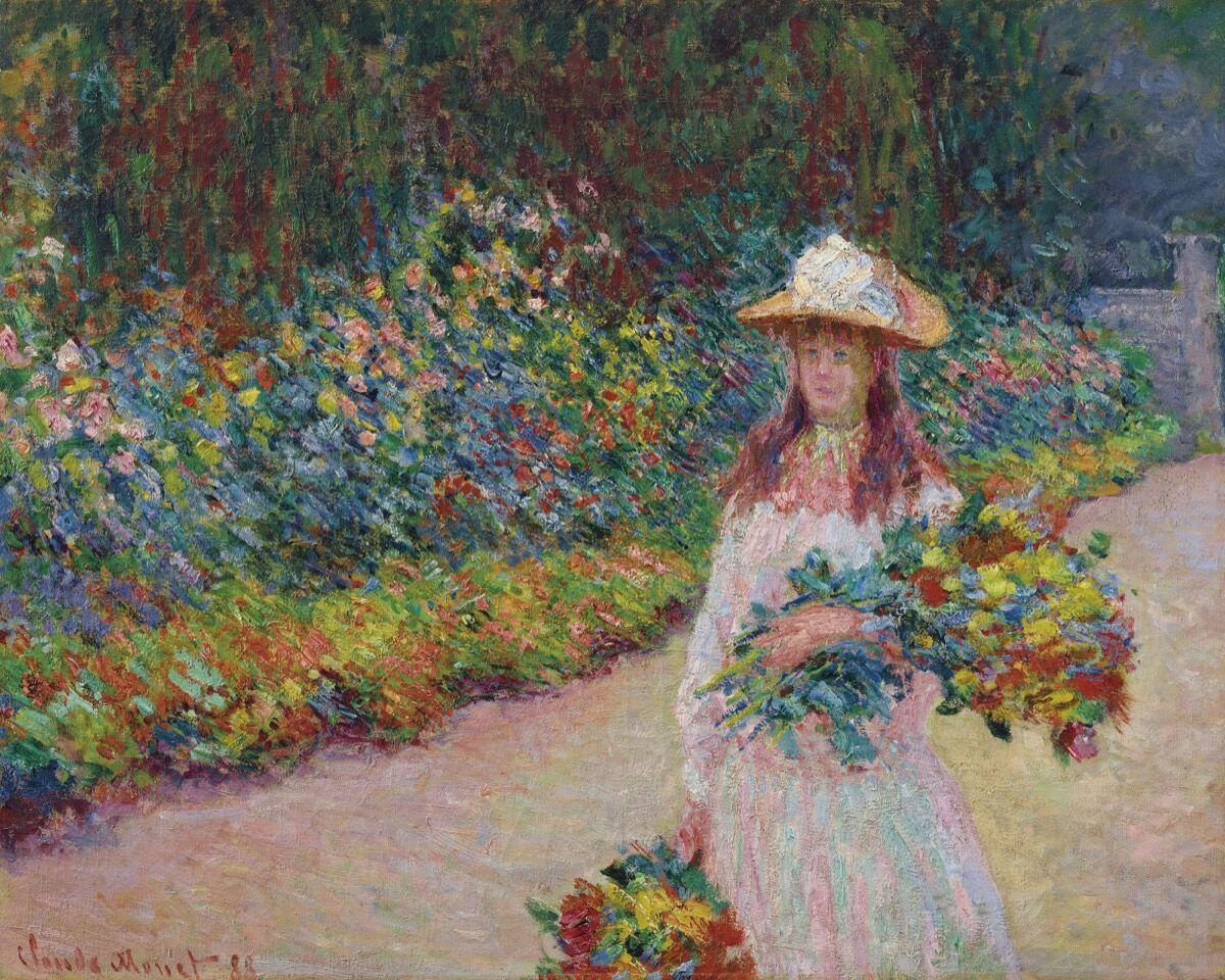 Claude Monet, Le bassin aux nymphéas, 1917–1919. Courtesy of Christie's.
