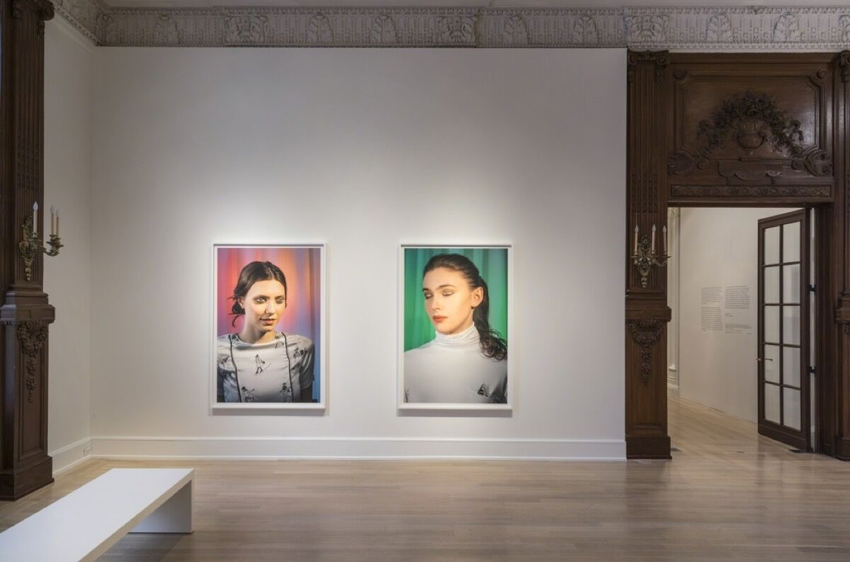 "Installation view of ""Laurie Simmons: How We See"" at the Jewish Museum. Photo courtesy of the museum."