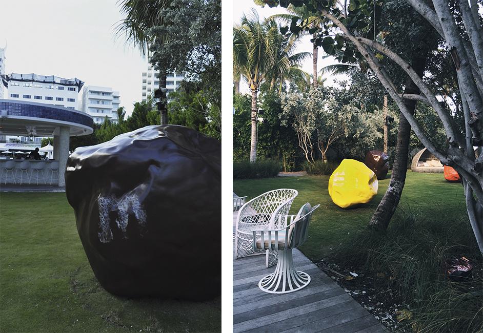 Dan Colen M&Ms.Photographs by Carla Barraez for Nautilus, a SIXTY Hotel.