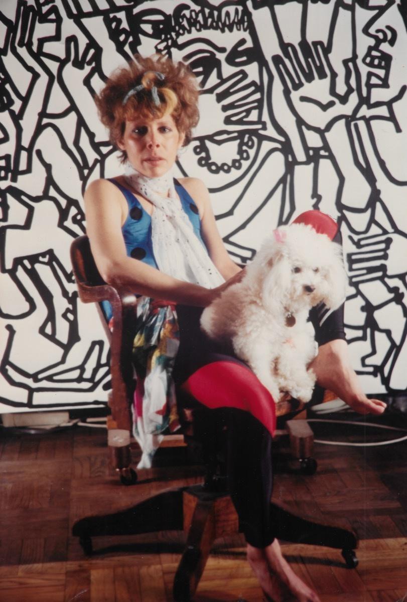 Susan Tepper. Photo courtesy of Arielle Tepper Madover & Hyphen.