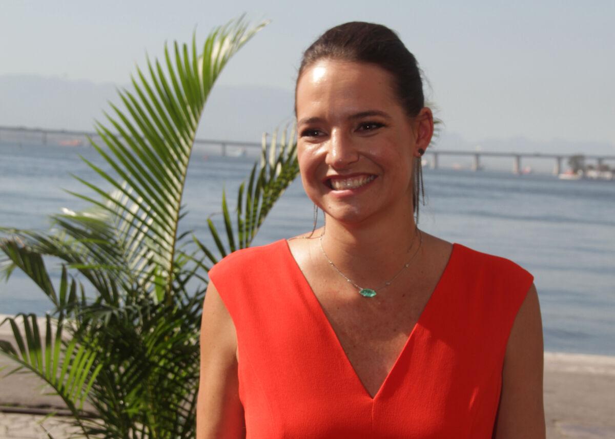 Portrait of Brenda Valansicourtesy ArtRio.