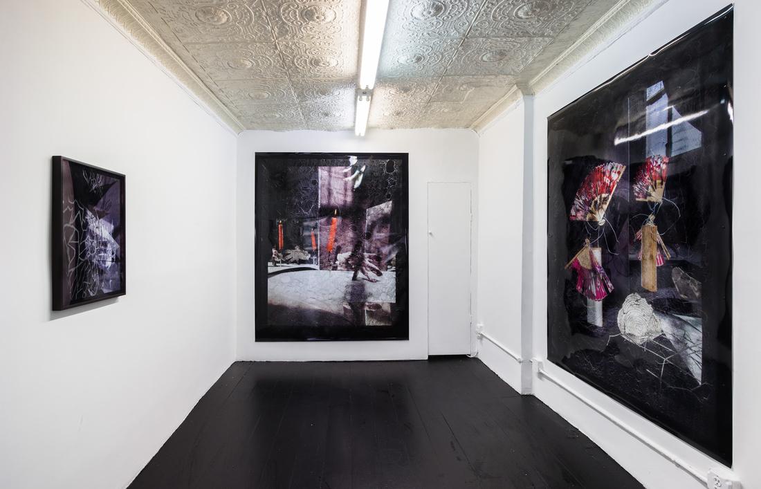 Installation view of Willa Nasatir at Chapter NY, 2016. Photo courtesy of Chapter NY.