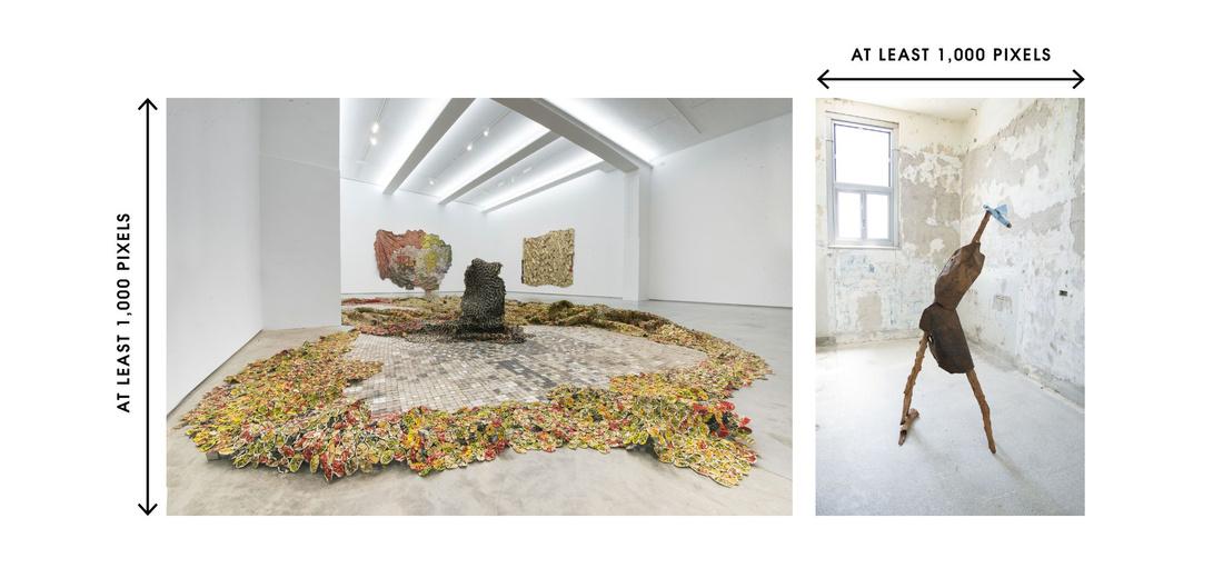 """Five Decades"" at Jack Shainman Gallery, Kinderhook"