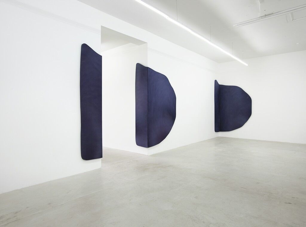 "Installation view of ""oh oh oh oh oh, oh oh oh oh oh"" at Andersen's Contemporary"