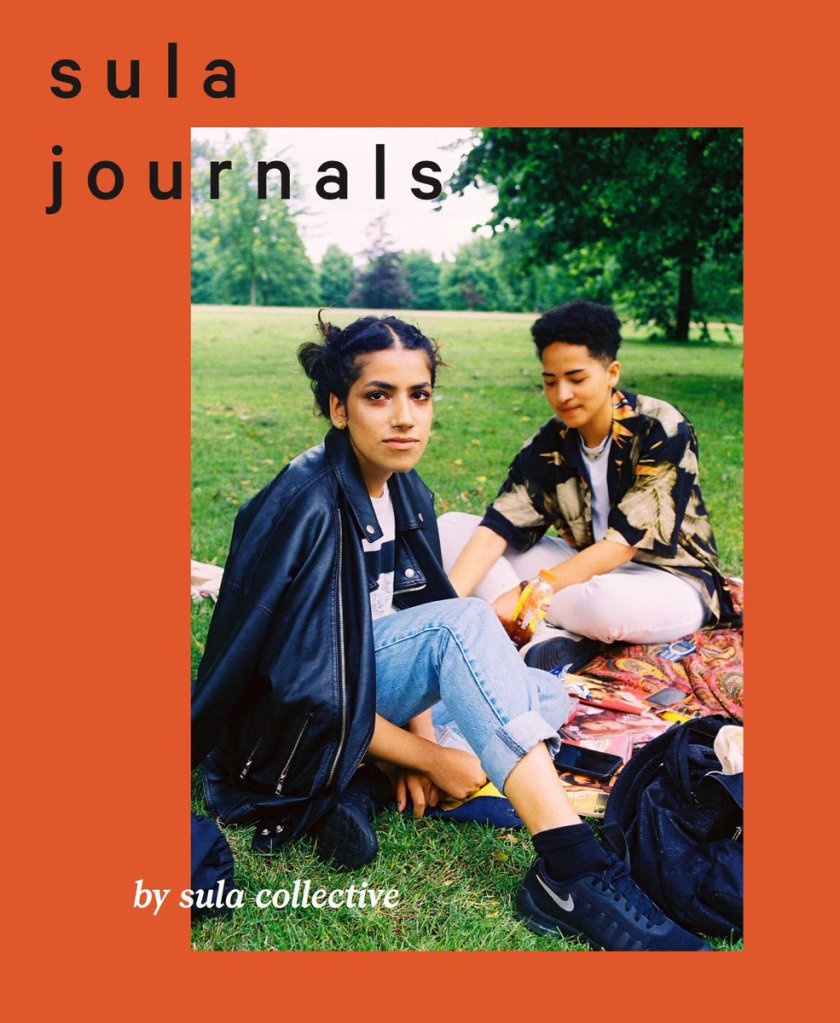 Sula Journals cover photographed by Sophia Yuet See. Image courtesy of Sula Collective.