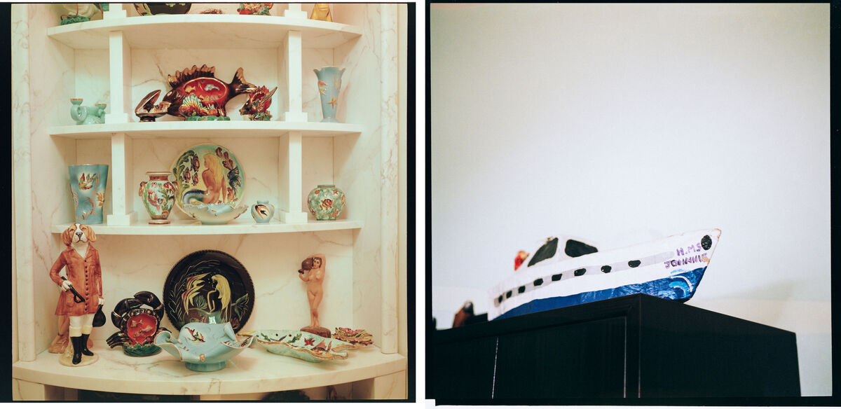 Photos of Jean Pigozzi's home in Cap d'Antibes by Victor Picon for Artsy.