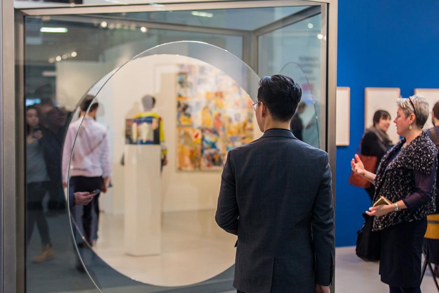 The Armory Show 2015.Photo by Christophe Tedjasukmana for Artsy.