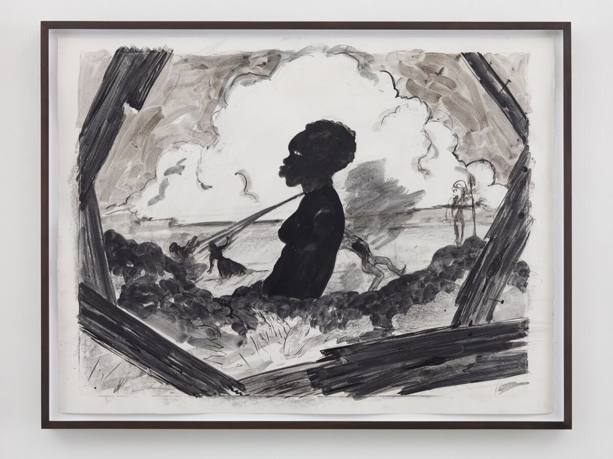 Kara Walker, Monomentality, 2016. © Kara Walker, courtesy of Sikkema Jenkins & Co., New York.