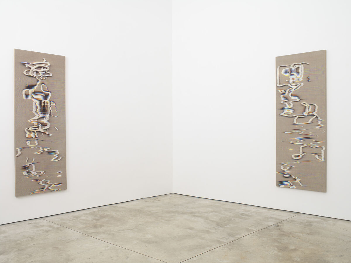 "Installation view, ""Adam Fuss: λόγος."" Photo by Brian Buckley. Courtesy Cheim & Read, New York."