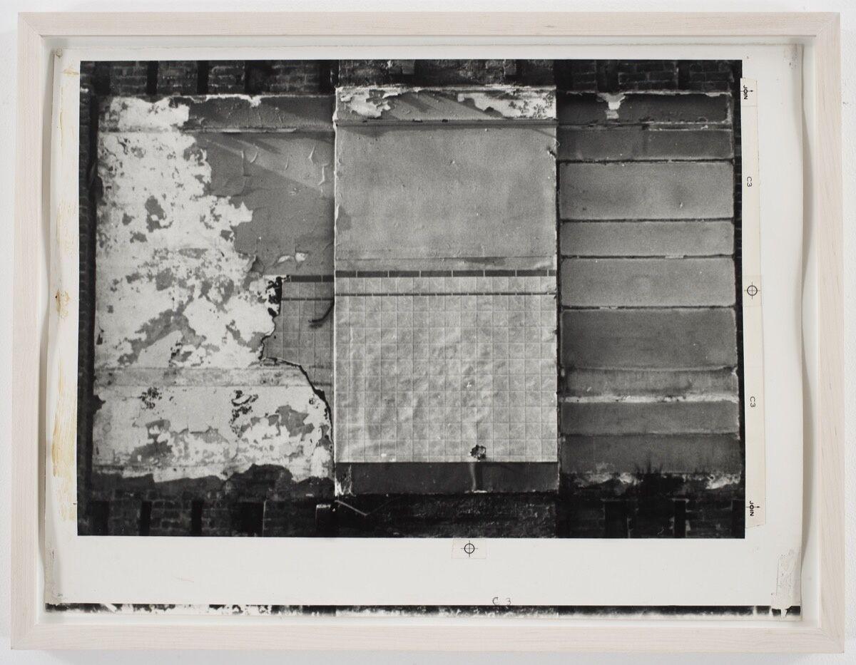 Gordon Matta-Clark, Walls, 1972. Courtesy of The Bronx Museum of the Arts.