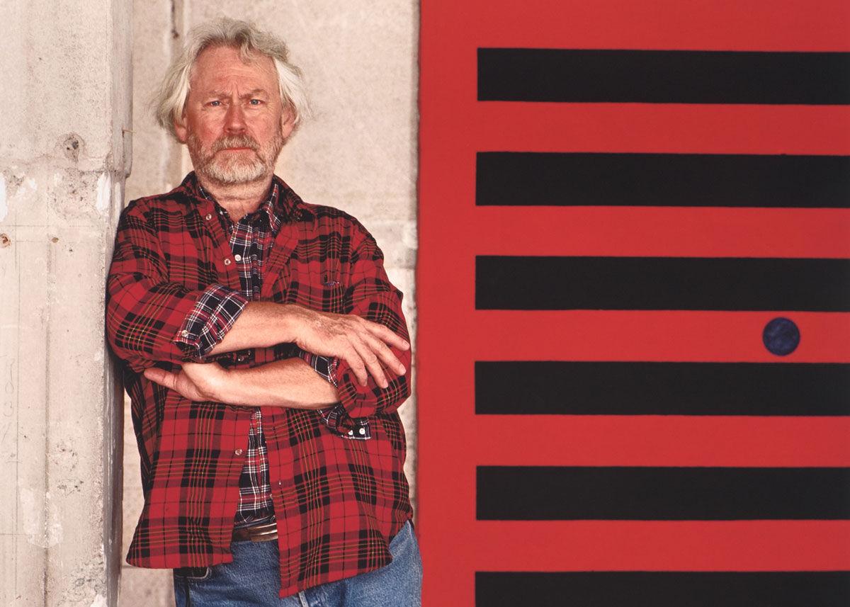 Portrait of Donald Judd. Courtesy of Galerie Gmurzynska.