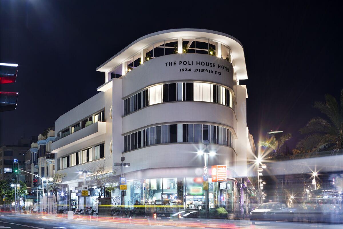 Poli House, Shlomo Liaskowski, Tel Aviv, Israel. Courtesy of the Poli House.