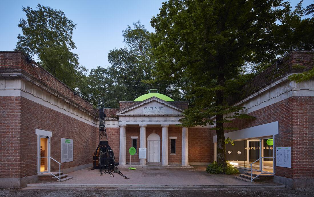 US Pavilion: Dimensions of Citizenship at Biennale Architettura 2018.