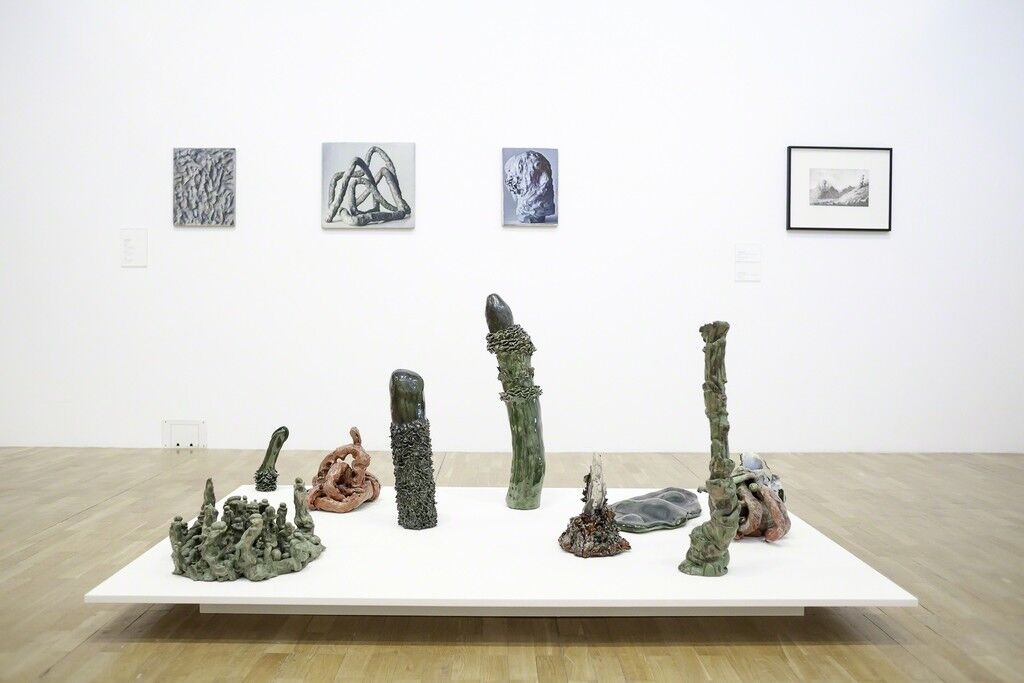 Installation view: Whitechapel Gallery, London Jul. 15–Sep. 6, 2015. Courtesy Whitechapel Gallery.