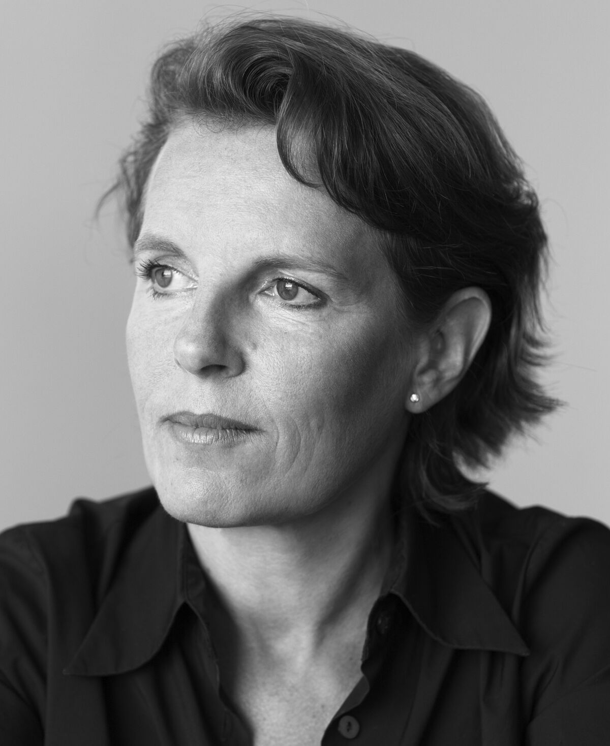 Portrait of Annabelle Selldorf by    Brigitte Lacombe. Courtesy of Selldorf Architects.