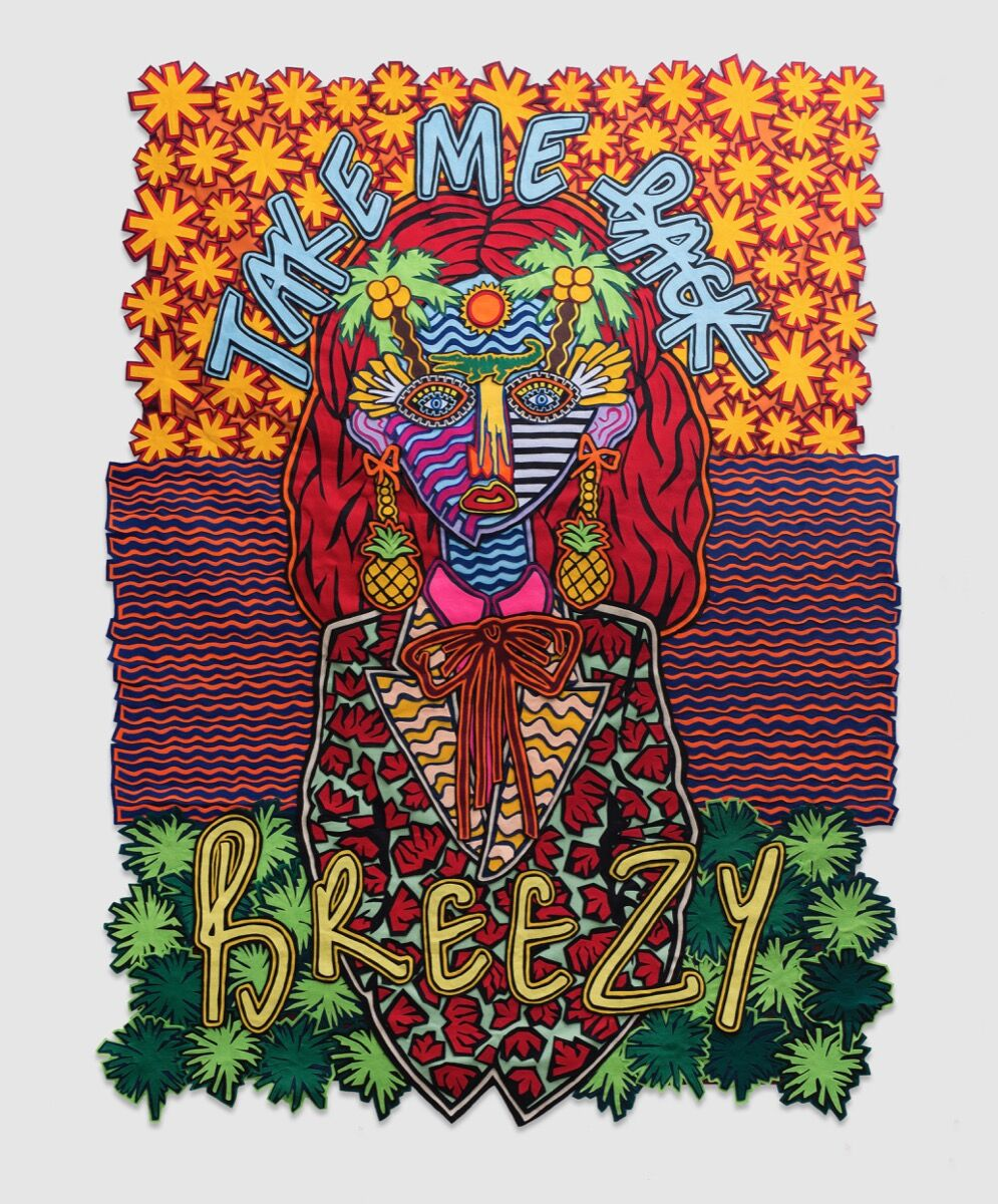 Jody Paulsen, Breezy, 2017. Courtesy of SMAC Gallery.