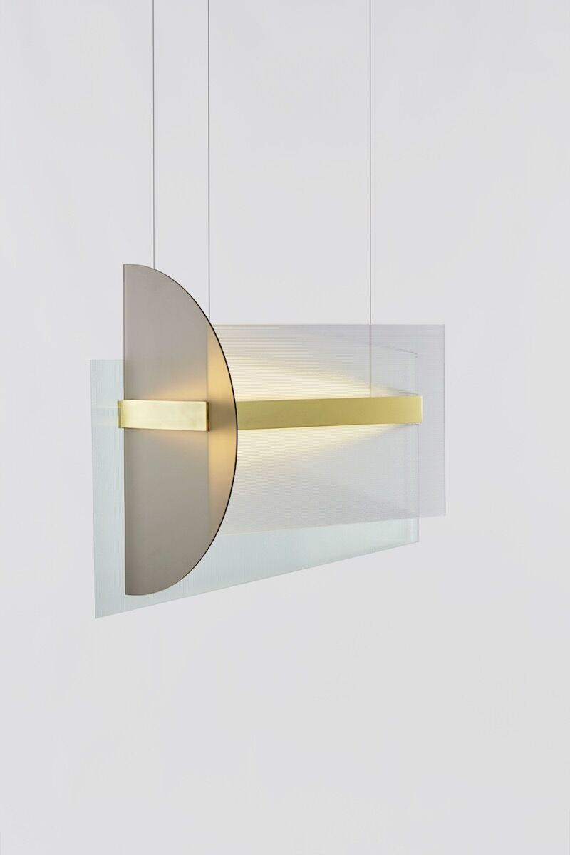 Kazimir pendant by Ladies & Gentlemen Studio. Image courtesy of Roll & Hill.