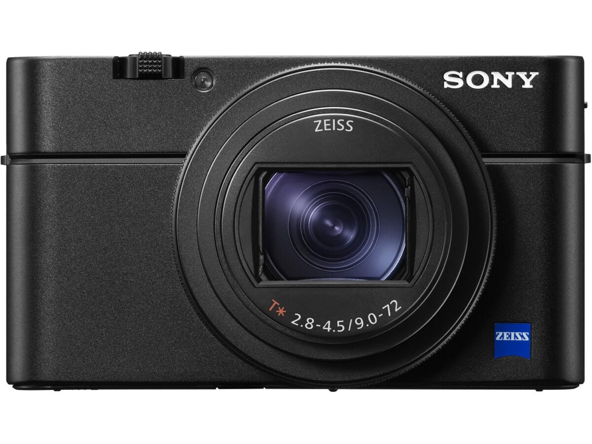 Product shot of Sony RX100 VI. Courtesy of Sony.
