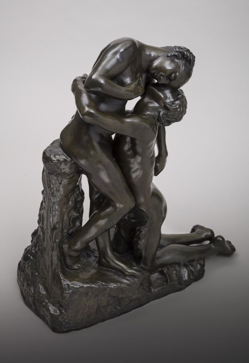 Camille Claudel, L'Abandon, vers 1886-1905. Achat à Reine-Marie Paris de La Chapelle, 2008 © musée Camille Claudel. Photo by Marco Illuminati, courtesy of Musée Camille Claudel.
