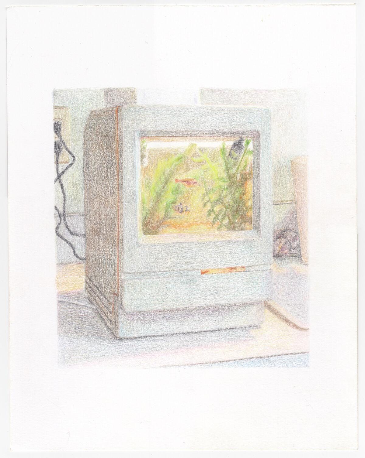 Jennifer Lee, Untitled, 2017. Courtesy of Flat File.