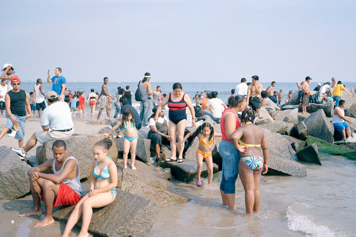 "Nguan, Untitled, from the series ""Coney Island,"" 2007. Courtesy of the artist."