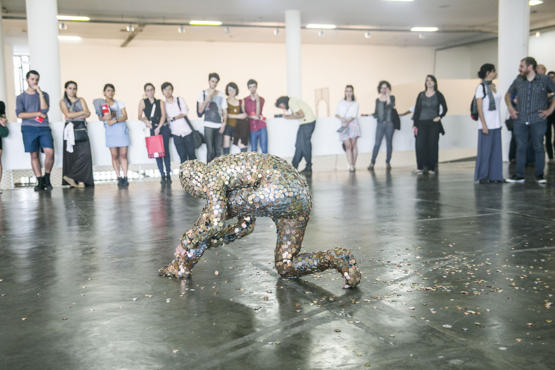 SP-Arte 2015. Photo: Vinicius Assencio and Pétala Lopes