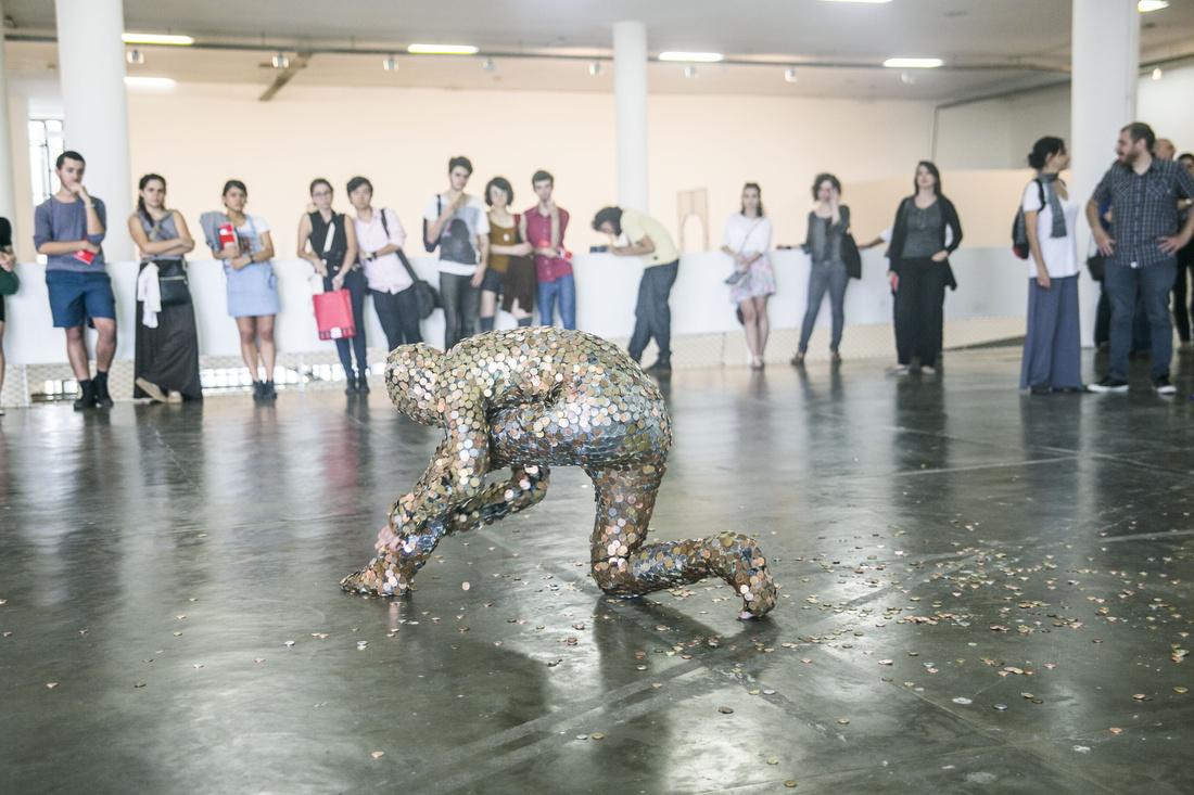 SP-Arte 2015. Photo: Vinicius Assencio and Pétala Lopes